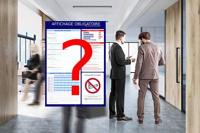 Les affichages : un moyen de communication efficace dans une entreprise