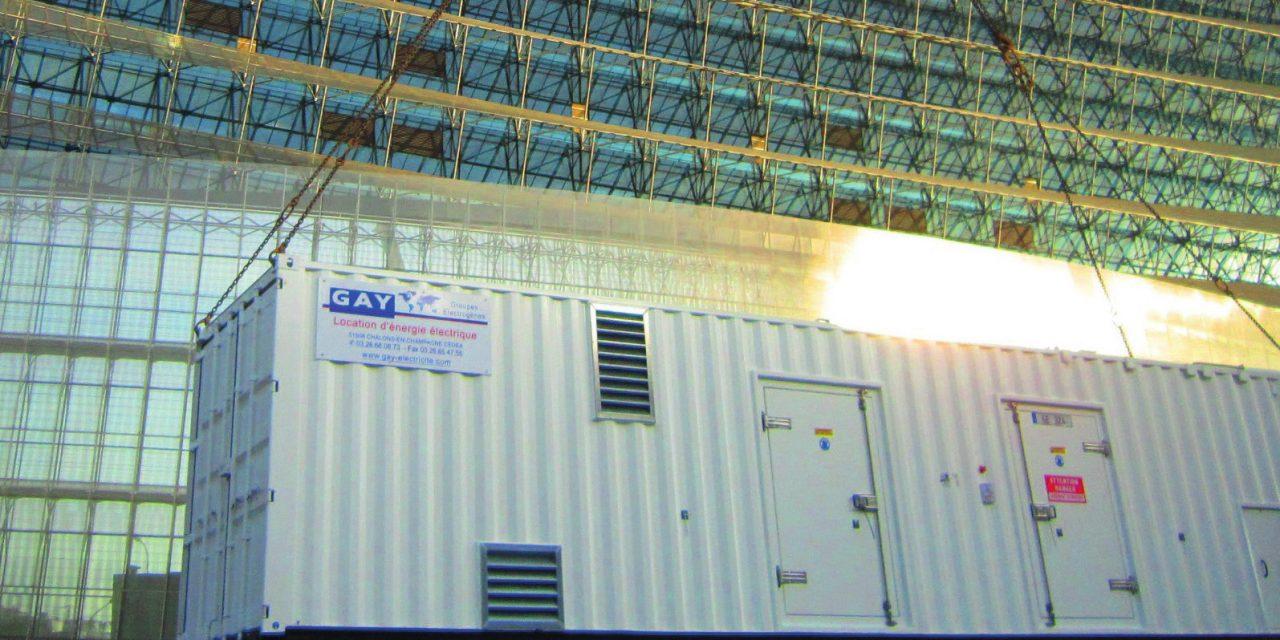 Comment SA Electricité GAY est devenu leader dans la location de groupes électrogènes