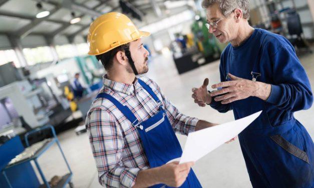 Travailler dans de bonnes conditions dans le milieu industriel
